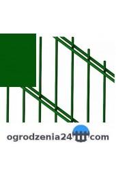 Panele ogrodzeniowe 6/5/6 - 1,03 m - Zielone