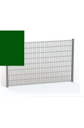 Panele ogrodzeniowe 6/5/6 - 1,63 m - Zielone