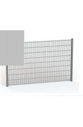 Panele ogrodzeniowe 6/5/6 - 1,63 m - Ocynk