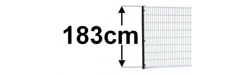 wysokość 183cm