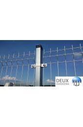 Słup ogrodzeniowy OCYNK 6x4x200cm (1,25mm)