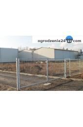 Brama dwuskrzydłowa 400x170cm OCYNK
