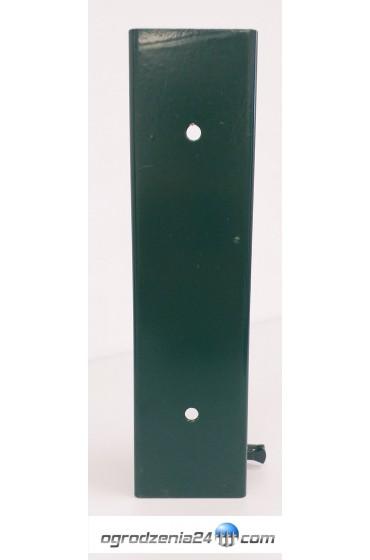 Osadnik metalowy h=20cm ral 6005